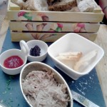 Raclette de pato