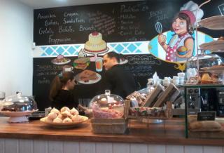 Barra del Giulietta Cafe