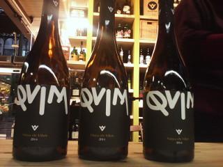 Vino blanco Quim de Vinya els Vilars (macabeo y moscatel)