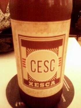 Cerveza Xesca
